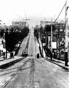 Counterbalance Queen Anne Avenue, 1900   Seattle