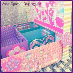 Organizador - Soap Opera