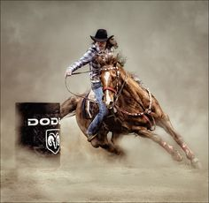 Barrel racing in the big rodeos! I miss it so much. First....an awesome horse with a lot of heart like my bay Cara.