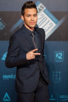 You Have To See This Video Of Teenage Prince Royce