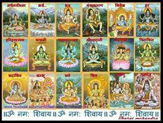 卐 jai shiv 卐. Bendito sea el Señor Shiva. Om Namah Shivaya.
