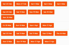 Course Schedule, Dates, Software, Management, Training, Date, Work Outs, Excercise, Onderwijs