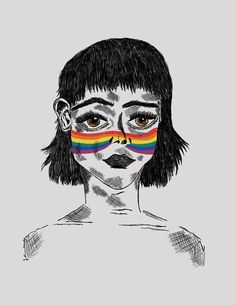 LGBT illustration