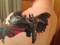 Batman tattoo! :D