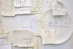 Relevância: 1 / Tags: mapas, arte / Descrição: o artista Nobutaka Aozaki pede para pessoas em New York desenharem as direções para diversos lugares na cidade durante alguns anos. Ele agora compila todos os pedaços de papel num mapa completo de Manhattan.