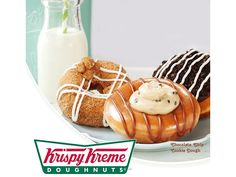 Free Krispy Kreme Original Glazed Doughnut on 4/1 Free (krispykreme.com)