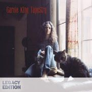 Carole King and her cat, Telemachus (I'm not positive about the cat's name, but that's what I've heard!)
