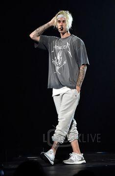 Justin Bieber Los Angeles 2016-03-22