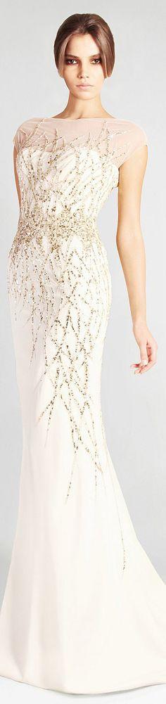 Georges Hobeika Spring Summer 2013 Ready to Wear #elegant #dress <3