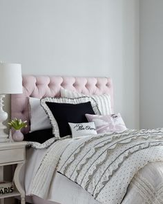 %22Can+Can%22+Bed+Linens+by+Blissliving+Home+at+Horchow.
