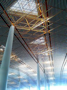 Beijing Capital International Airport Terminal 3 - Foster + Partners (2008)