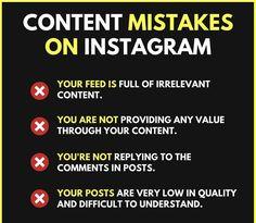The most important tips of Instagram content...... #socialmedia #socialmediamarketing #digital #digitalmarketing #marketingtips #marketingdigital #marketing #socialmediatips #facebook #facebooktips Credits : - thesocialgaurav