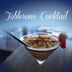 toblerone cocktail r