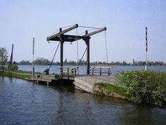 Reeuwijks bruggetje. Een van de vele.