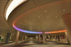 Odori Station Underground Walkway Squar   Works   SIRIUS LIGHTING OFFICE