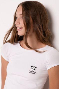 Pandicorn t-shirt