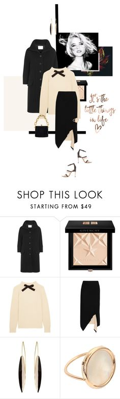 """""""Love the litte things"""" by mathilda-moo ❤ liked on Polyvore featuring Daya, Sonia Rykiel, Givenchy, J.Crew, DKNY, Ginette NY, BCBGMAXAZRIA, Winter, bcbg and DNKY"""