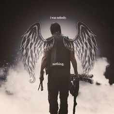 Daryl Dixon - this is beautiful Walking Dead Zombies, Carl The Walking Dead, The Walk Dead, The Walking Dead Lucille, Walking Dead Fan Art, Daryl Dixon, Walking Dead Wallpaper, Wallpaper Animes, Anne With An E