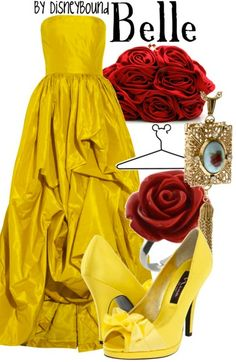 Belle- I would wear this if it would fit me