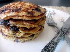 :: Lemon Blueberry Quinoa Pancakes :: ambitious kitchen. Yes, I am so making these in the morning :) finally a healthy and yummy pancake, no compromise!
