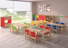 Daycare Setup, Daycare Design, Daycare Rooms, Home Daycare, School Design, Preschool Classroom Decor, Toddler Classroom, Classroom Design, Kindergarten Classroom