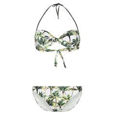 Bikini Bar Bikini blanc