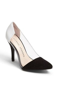 Chinese Laundry 'Serendipity' Pump available at #Nordstrom    LOVE THESE! SAW A GIRL WEARING THEM THIS WEEKEND!