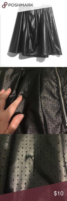 Selling this Faux leather midi skirt on Poshmark! My username is: viclizrod. #shopmycloset #poshmark #fashion #shopping #style #forsale #Worthington #Dresses & Skirts