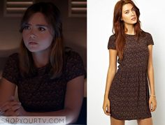 Doctor Who Fashion, Clothes, Style and Wardrobe worn on TV Shows | Shop Your TV