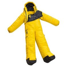 Wearable sleeping bag!