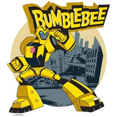 #TransformersAnimated #Bumblebee