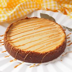 Thumbnail for 141975 Salted Caramel Cheesecake, Vegan Recipes, Cooking Recipes, Sweet Little Things, Something Sweet, I Love Food, Sweet Tooth, Deserts, Food Porn