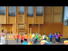 Szivárványdal - YouTube Erika, Teaching, Music, Youtube, Do Crafts, Musica, Musik, Muziek, Music Activities
