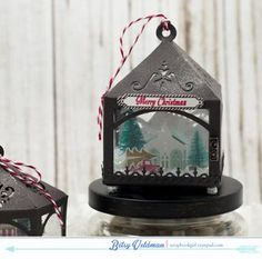 Nativity Inspiration + Petite Ornament Dies... | Paper, Scissors and Superheroes | Bloglovin'