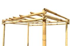 Discover the best bamboo pergola kits. Buy your Bamboo Pergola Moso 3 x 4 m at Bamboo Import Europe.