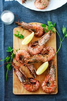The Coffee Break: Glimpse of our holiday in Torrevieja and prawns in garlic, olive oil and lemon marinade