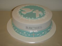 confirmation cakes - Google Search                              …