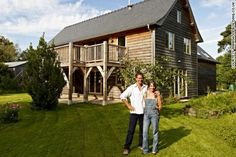 How To Build Your Home From Scratch For $35,000