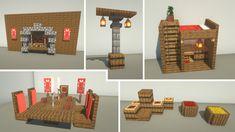 Minecraft Bauwerke, Minecraft Kingdom, Minecraft Building Guide, Cute Minecraft Houses, Minecraft City Buildings, Minecraft Structures, Amazing Minecraft, Minecraft House Designs, Minecraft Construction