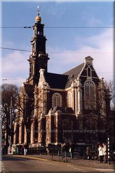 Amsterdam: Westerkerk // open to the public on weekdays between 10.00 am and 3.00 pm (on Sundays: services only).