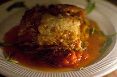 Italian food at Bianca. (NoHo)