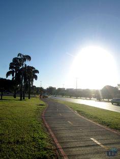 Setor de Autarquias Sul em Brasília, DF (Foto: Emanuella Camargo)