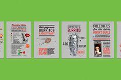 Barburrito #AHOY #Print #Campaign