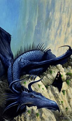 Dragonshadow by Les Edwards