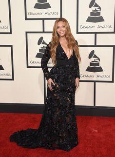 A evolução de Beyoncé no Grammy Awards