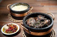 Receita de Frango ao Molho Pardo, comida típica do estado de Minas