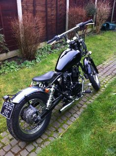 YET ANOTHER REBEL BOBBER ( with pics so far ) - Page 9 - Honda Rebel Forum