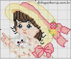 Cross Stitch Embroidery, Teddy Bear, Kids Rugs, Nova, Pasta, Album, Instagram, Baby Cross Stitch Patterns, Cross Stitch For Baby