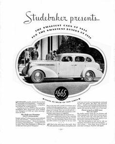 doyoulikevintage:  Studebaker 1936  My blog posts