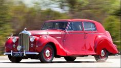 1947 Four-door Saloon by James Young (chassis B362BH)